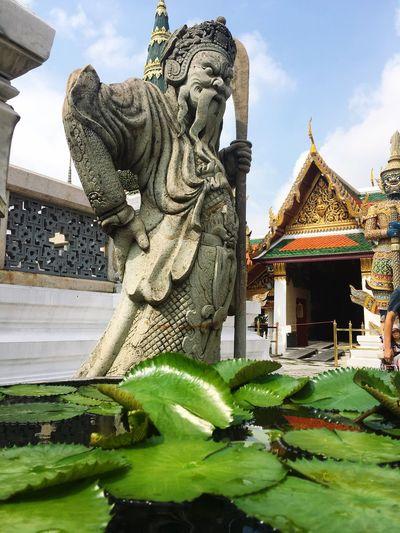 Temple Bangkok Beautifuldestinations First Eyeem Photo