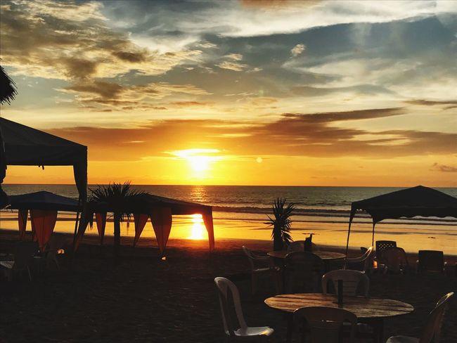 Casablanca, Same Ecuador Beach Sunset Ecuador🇪🇨