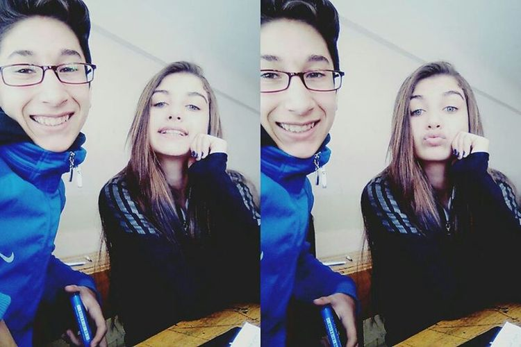 Kardeşimle ♡