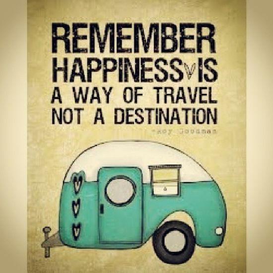 Its not a destination Keepmoving