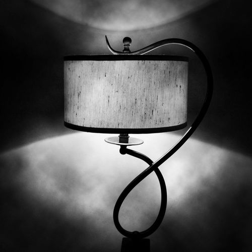 Lamp. Monochrome Black & White Bnw Blackandwhite NEM Submission IPSShadows IPSWebsite