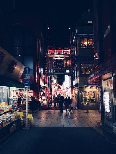 EyeEm Tokyo Meetup 7 Yokohama Chinatown Streetphotography Japan Night Nightphotography Light