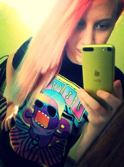 My shirt doe :)