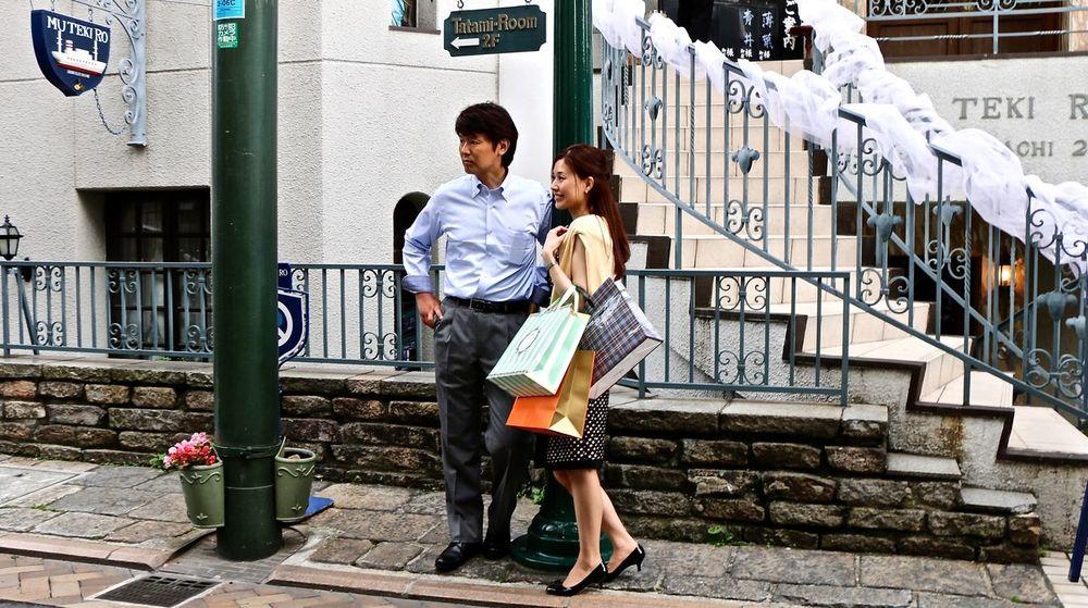 Relaxing Enjoying Life Street Fashion Photos Around You Models Lovers Popular Photos At Yokohama Japan City Landscape Citylove