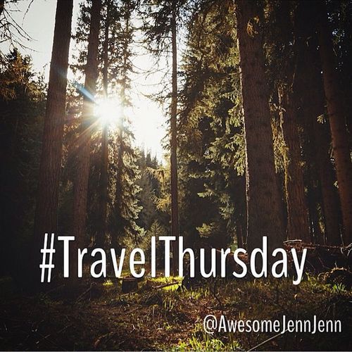 Where will your travels take you this fall? TravelThursday Ttot
