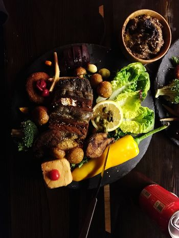 Fish Food And Drink Food Freshness No People Healthy Eating Indoors  Vegetable Preparation  Ready-to-eat Meat