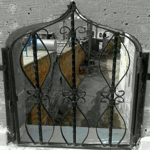 Abstract Streetphotography Blackandwhite Door