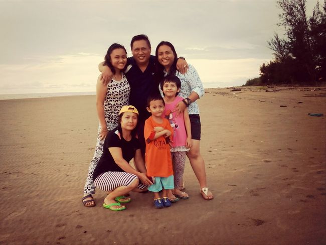 Sweet Memories Family Outing Enjoying Life Happy Family! ❤