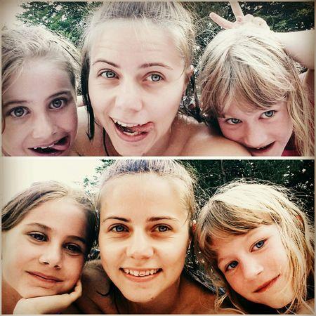 FamilyTime Funtimeswithkids GreatDay #Happy #LoveMyLife ♥ Swimming Sunbathing Awsome Day ♥ ❤💋❤💋❤💋❤
