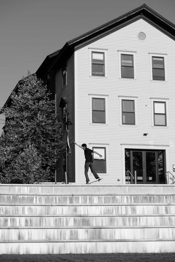 Mix Yourself A Good Time with Skateboarding Friends and Summer days | love it | live it | skateboarder: kyle burroughs | Vermont