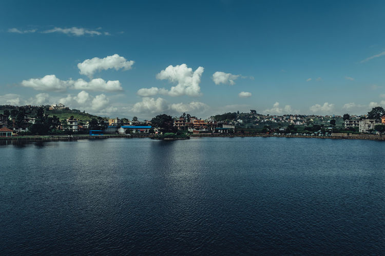 Lake Beauty In