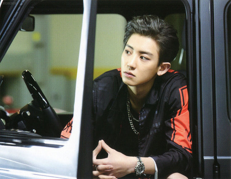 chanyeol why are you so handsome Park Chanyeol Exodus EXO