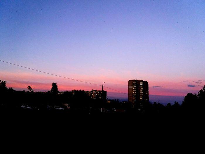 My Love Urban Skyline Sky No People Cloud - Sky Nature