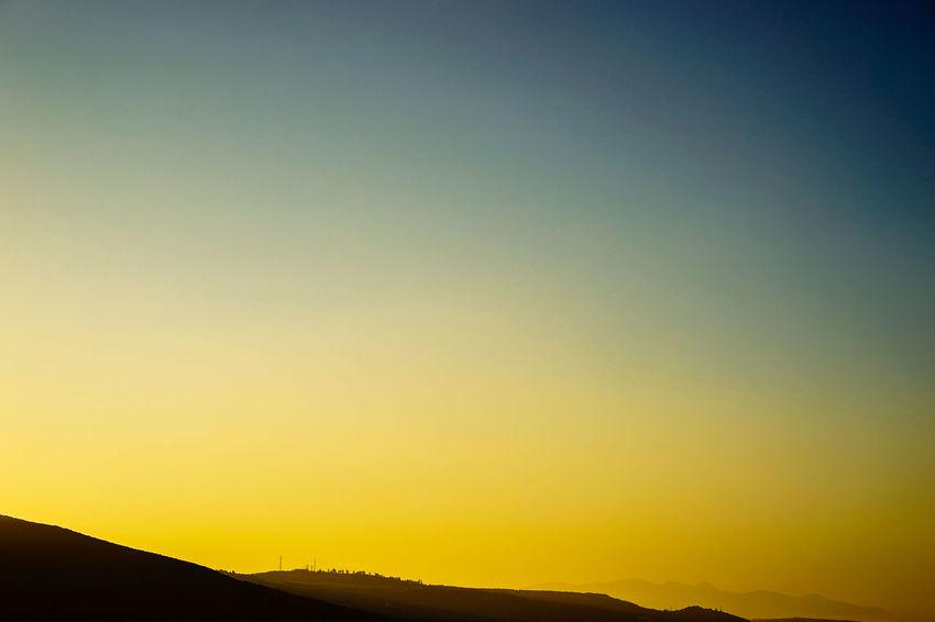 Sunset Urban Landscape Landscape Photography Sun Blue Sky