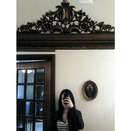 Minha moldura favorita. Mirrorframe Frame Moldura Espelho