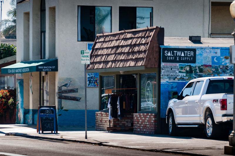 92107 Beach Life California Small Business Vacations Beach Business District Day Newport Avenue Ocean Ocean Beach Ocean Beach San Diego Outdoors Shop Small Tourism West Coast