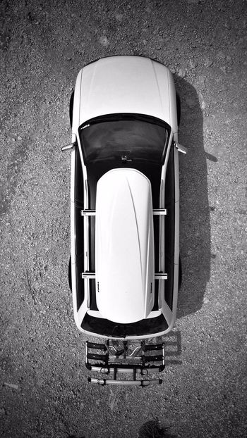 VALK Audi Allroad Thule White