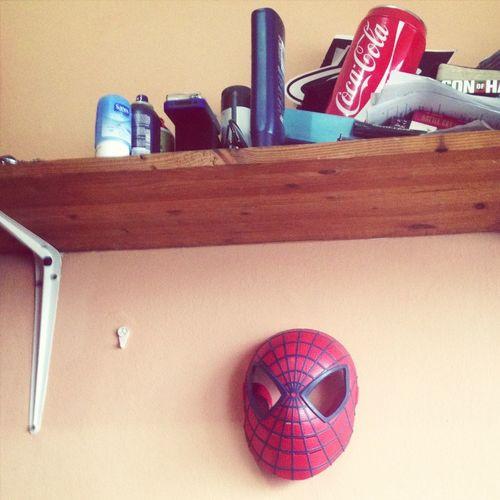Hung Up My Mask...