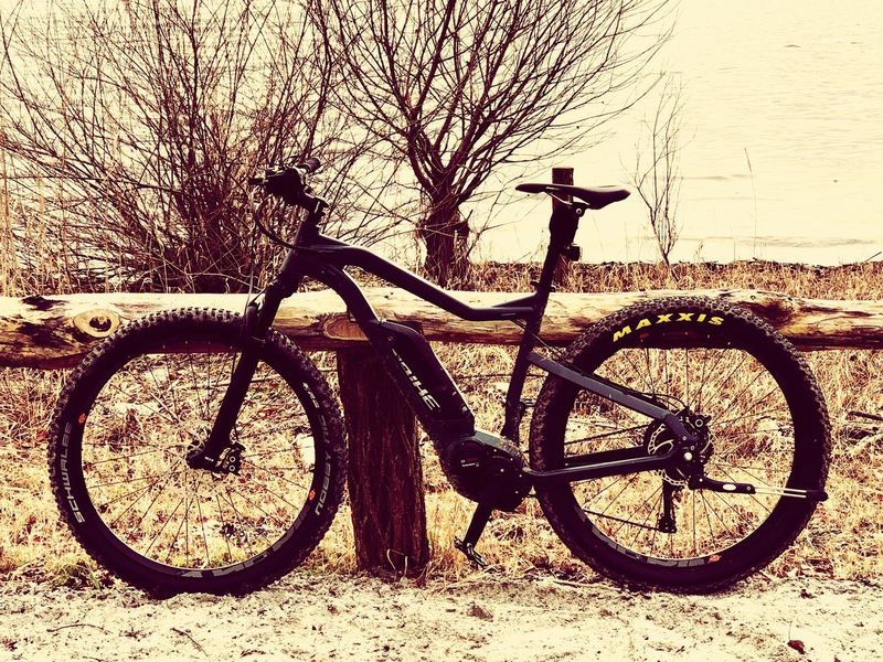 Maxxis Haibike Lake Of Constance Germany Outdoors Bycicle