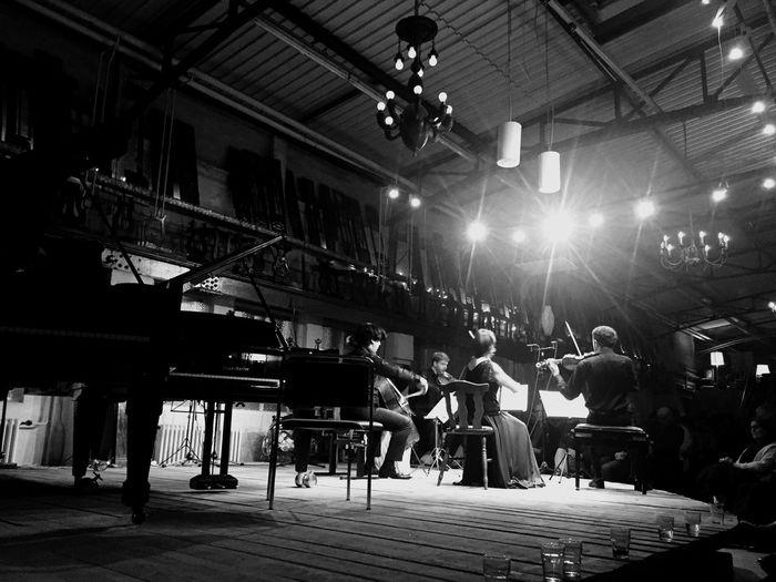 Beautiful Ensemble Schubert Brahms Classical Music