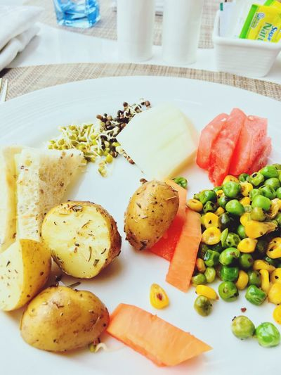 Indian Breakfast EyeEm Selects Food And Drink Food Freshness Healthy Eating Plate Vegetable