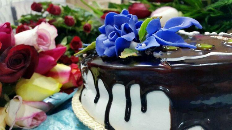My Birthday Party Mybirthay Mybirthdaycake деньрождение день рождения Flower торт цветы