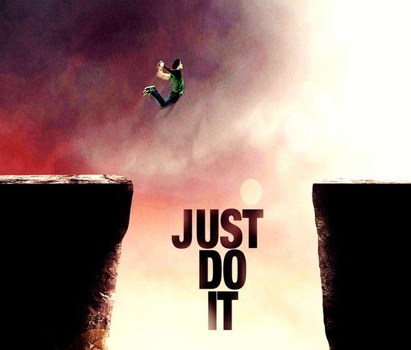 Just Do ıt ✔