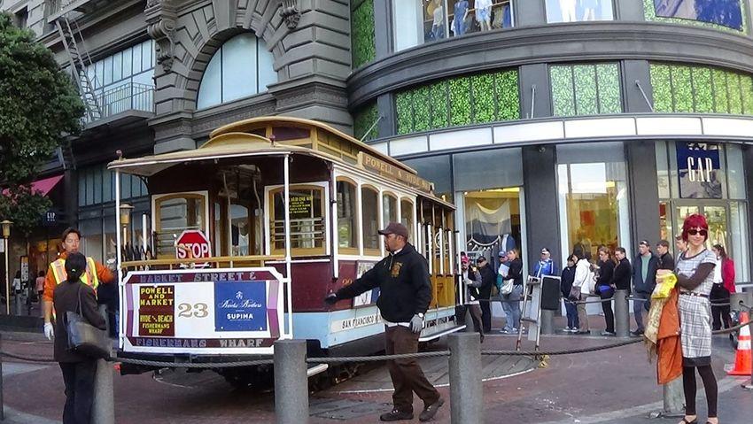 City San Francisco Bayarea Eyeem Northen California Bay Living Transportation Trolly Car Pier 39 .