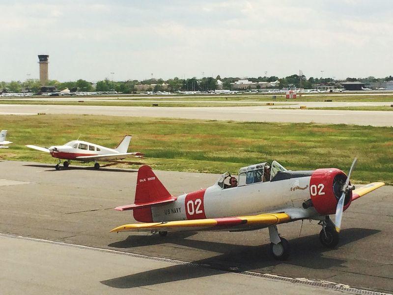 Airport Airplane Warbird Ww2warbirds Airshow