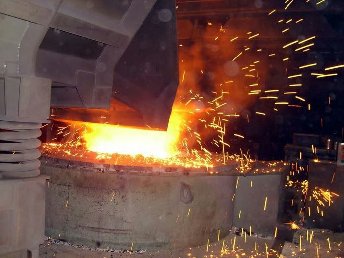 Steel Foundry Steel Industrial Photography Industrial Fire Check This Out