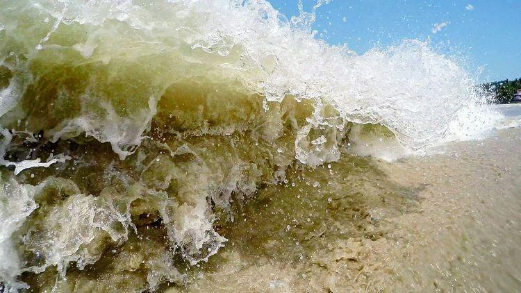 Shorebreak Wavephotography Waterlust Spreadthelust Incredibleindia Watershed Protecting Where We Play Showcase: December Oceantribe