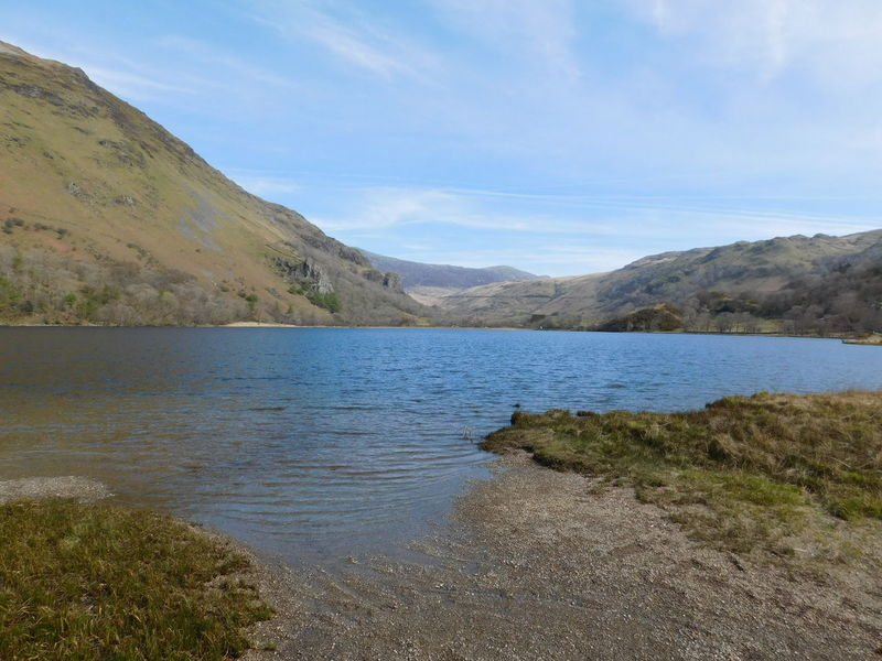 Beauty In Nature Idyllic Lake Mountain Mountain Range Nature Scenics Sky Tranquil Scene Tranquility Water
