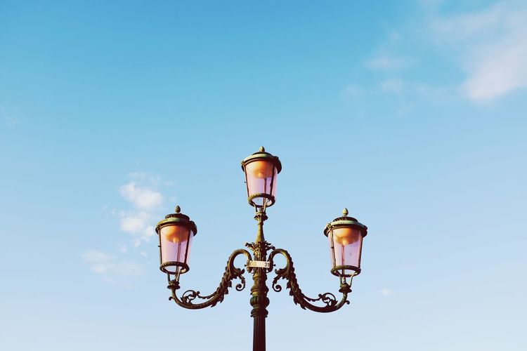 Lumière Light Venice EyeEm Selects Lighting Equipment Sky No People
