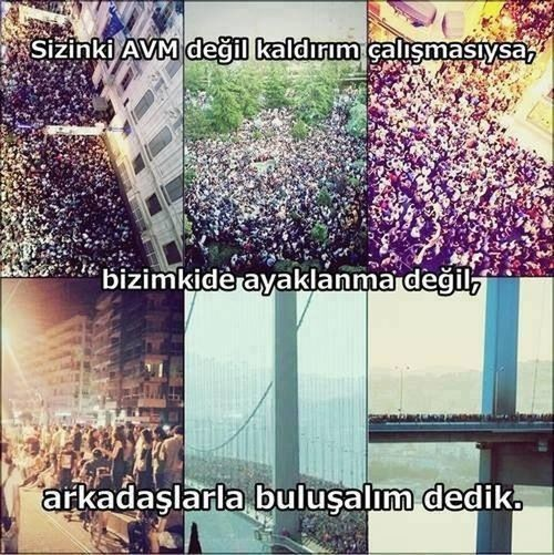 Occupy Gezi Direngeziparki Direngezi Tayyipistifa