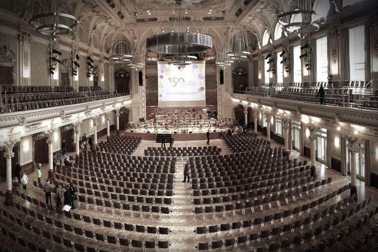 Concert Art Music Historical Building