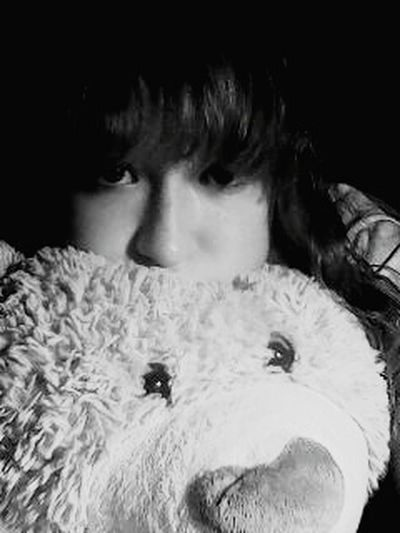 Sadness Teddy Bear Empty Eyes That's Me Lonely Day Polishgirl Bisexual Evening B&w Photography Taking Photos