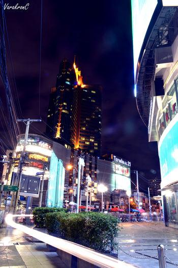 Cities At Night Thailand adoke at night