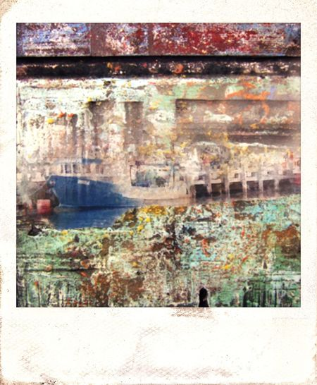 Patterns In The Harbour Story Within Story Photographic Approximation Blind Observatory Collage