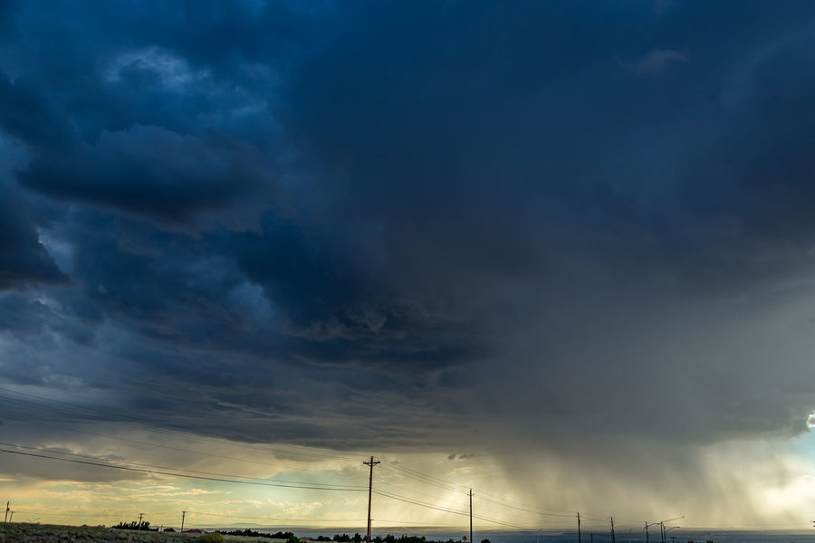 Albuquerque Cloud - Sky Day Dramatic Sky Electricity  Nature New Mexico No People Outdoors Power In Nature Sky Storm Storm Cloud Thunderstorm Virga