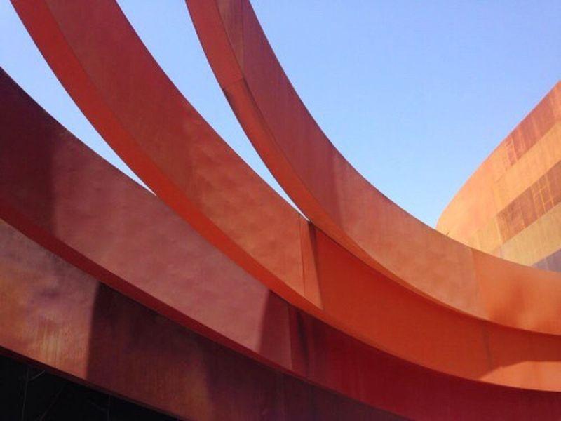 Design Museum Ron Arad Minimalist Architecture EyeEmNewHere