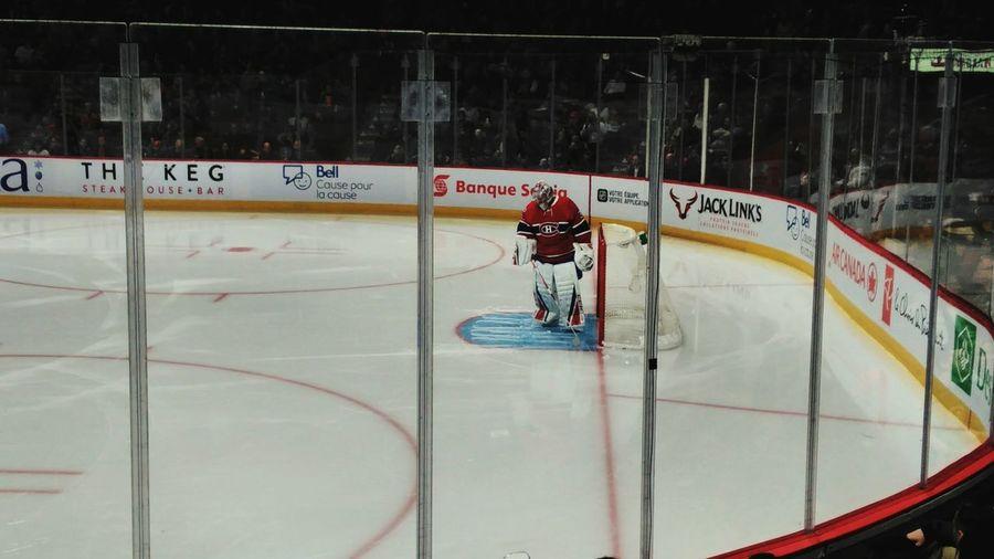 Carey Price Ice Hockey Sport Hockey Ice Rink Goalie Professional Sport NHL Montreal Canadiens Habs