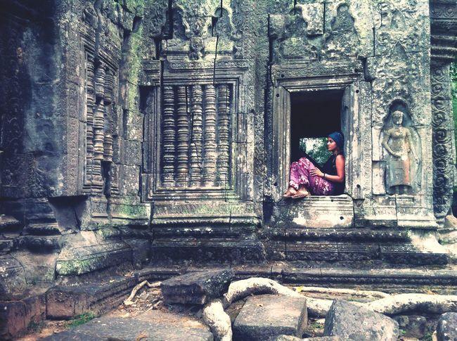 Angkor Wat Temples Siemreap Beauty 😚 🗿