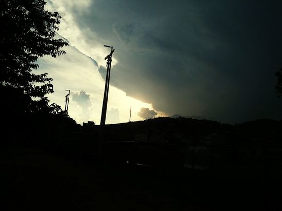 Sunset Silhouette Cloud - Sky Sky Dramatic Sky Igniting Nature Outdoors Tree No People Ipatinga Thunderstorm Astronomy Storm Cloud Nature Night Technology Low Angle View EyeEm Best Shots Pointview