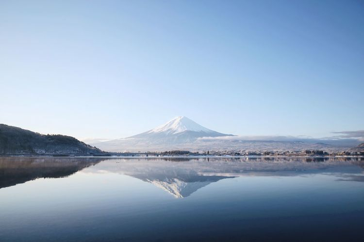 Showcase: February EyeEm Nature Lover Nature_collection Landscape Reflection Photooftheday Mountfuji Travel Photography