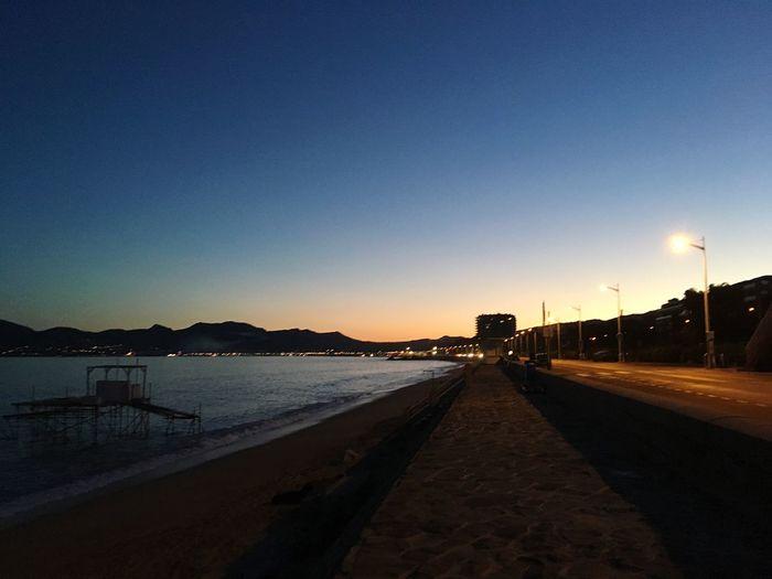Sunset Sea Sky EyeEmNewHere