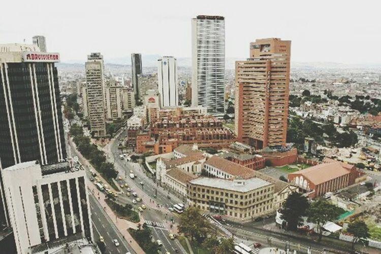 Mi bella ciudad Bogotá UDFJDC Colombia ♥