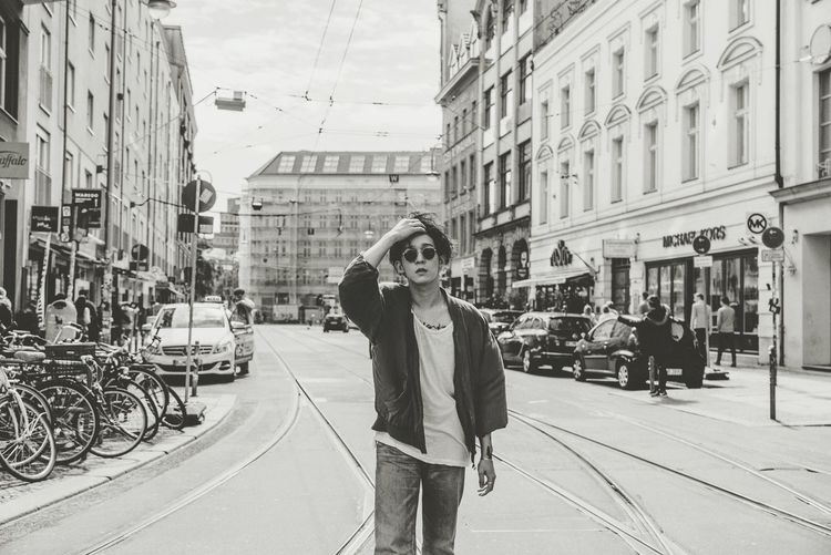 남태현(South Club) Berlin 남태현 Southclub South Korea Artist Singer/Song Writer Band