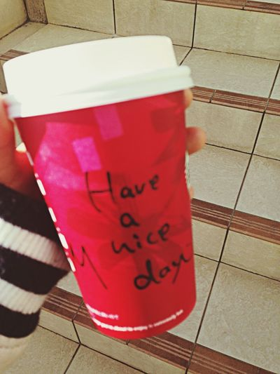 Study Starbucks Whitemoca have a nice day:) thanks 店員さーん゚。*♡ Japan