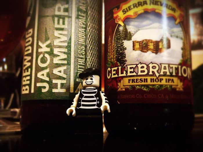Night Out LEGO Beer