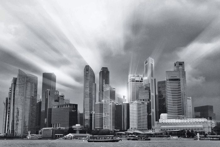City Rays